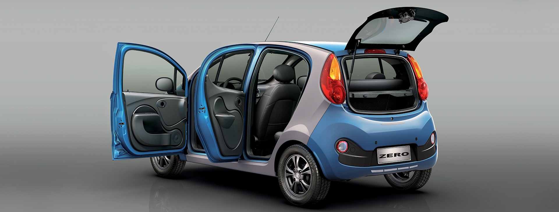 Dr Zero 2017 Blu Cars Blu Cars Vendita E Assistenza